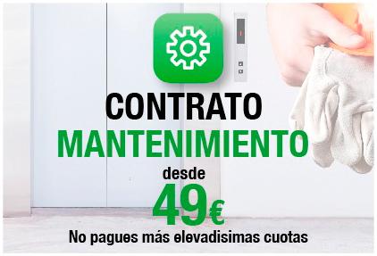 mantenimiento de ascensores en CALI COLOMBIA